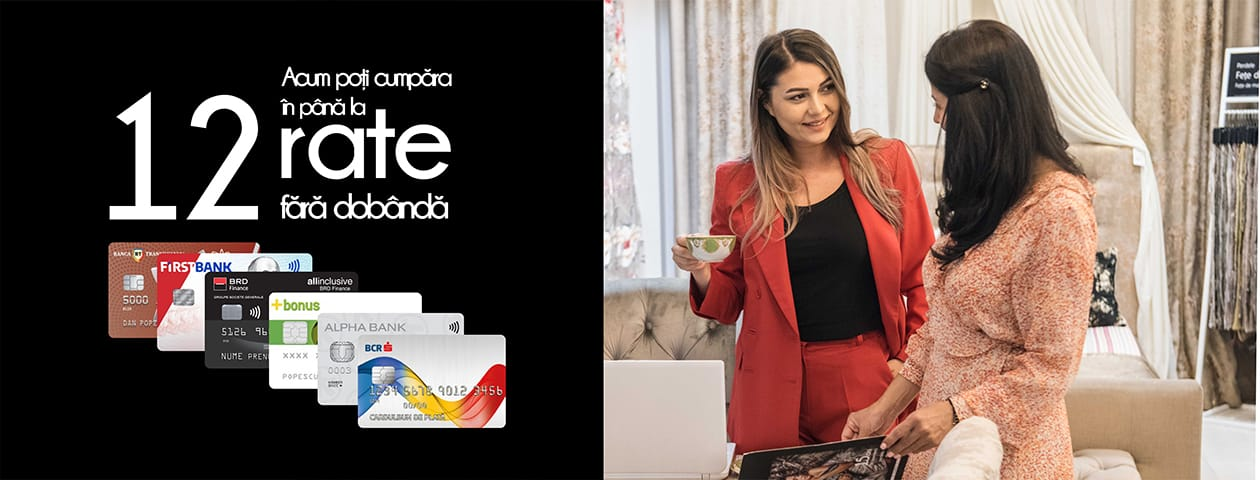 Plata in rate pe sophia-romania.ro